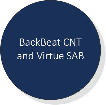 BackBeat CNT and Virtue SAB